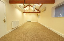 Rent includes: all heating, lighting and power. It also includes the maintenance of the aircon, fire extinguishers etc.