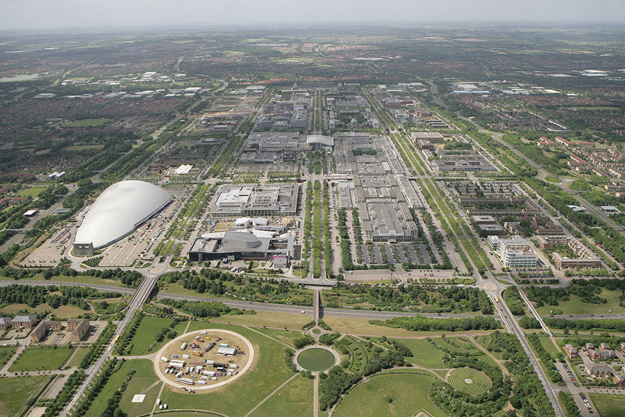 Milton Keynes one of the hottest business START UP Cities