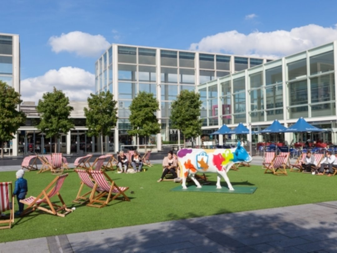 The Daily Telegraph Travel Section had a great article about Milton Keynes last week