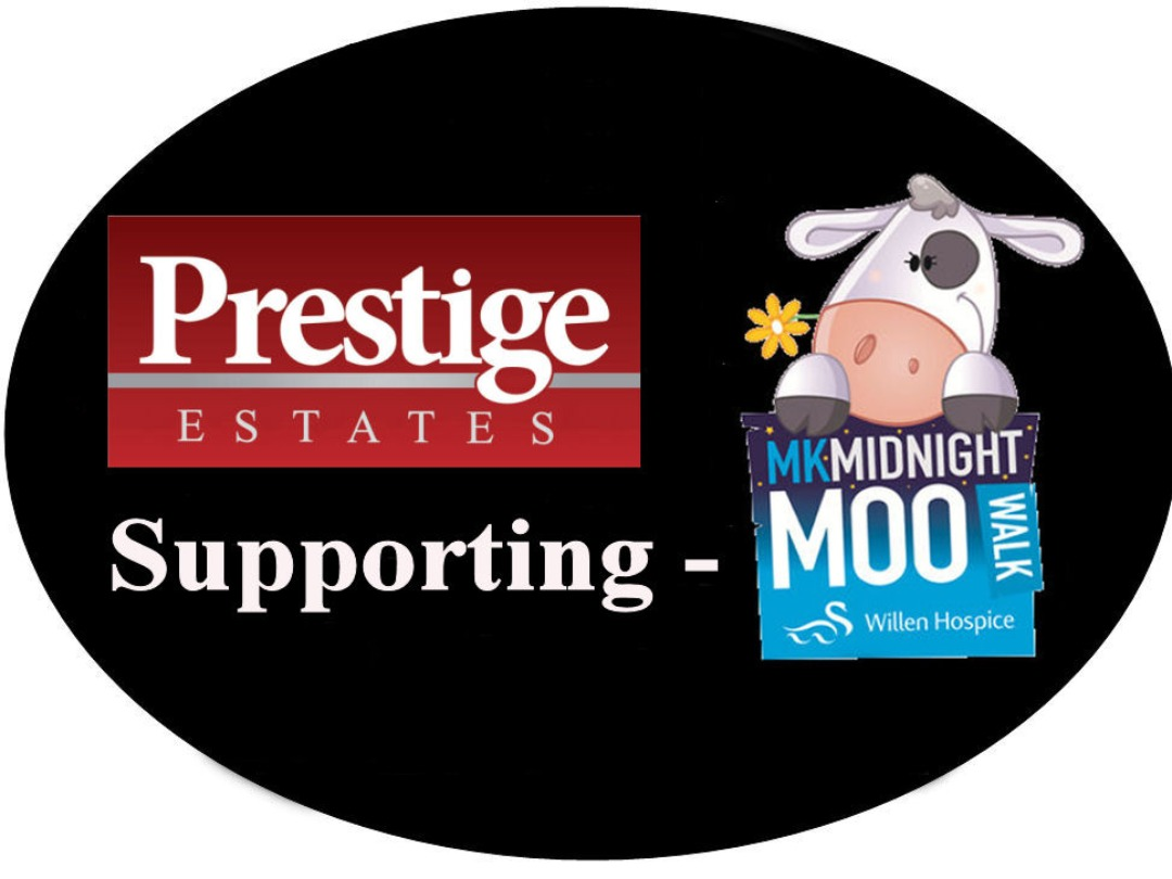 We are Proud to again Sponsor Willen Hospice for their Midnight Moo